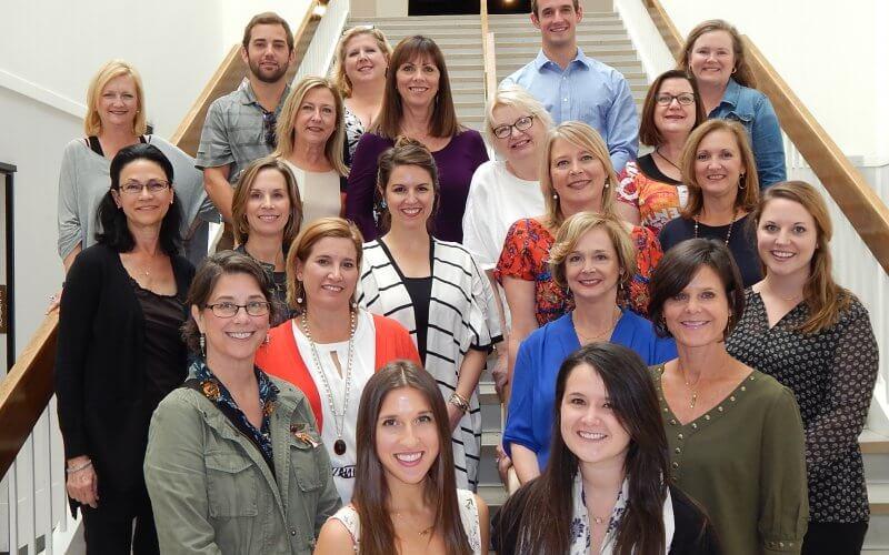 Friends of the USA IBC board members